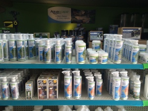 Cool Temperature Water Treatments will really help your Water Quality AND they will help keep your fish healthy!
