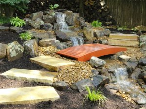 Learn more about building a waterfall with the pro's at Carters Nursery Pond & Patio. Jackson, Tn.